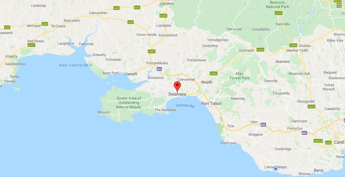 Swansea Wedding DJ – South Wales