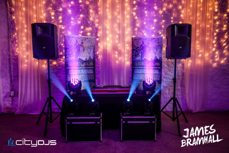 Wedding DJ Cardiff Swansea City DJs Weddings Disco 4