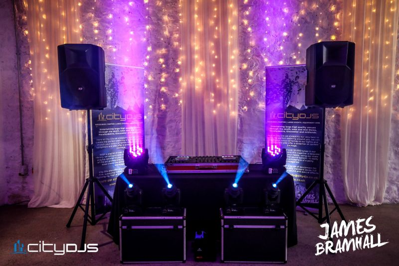 Wedding DJ Cardiff Swansea City DJs Weddings Disco 7