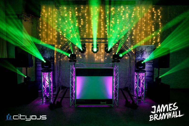 Wedding DJ Cardiff Swansea City DJs Weddings Disco c5