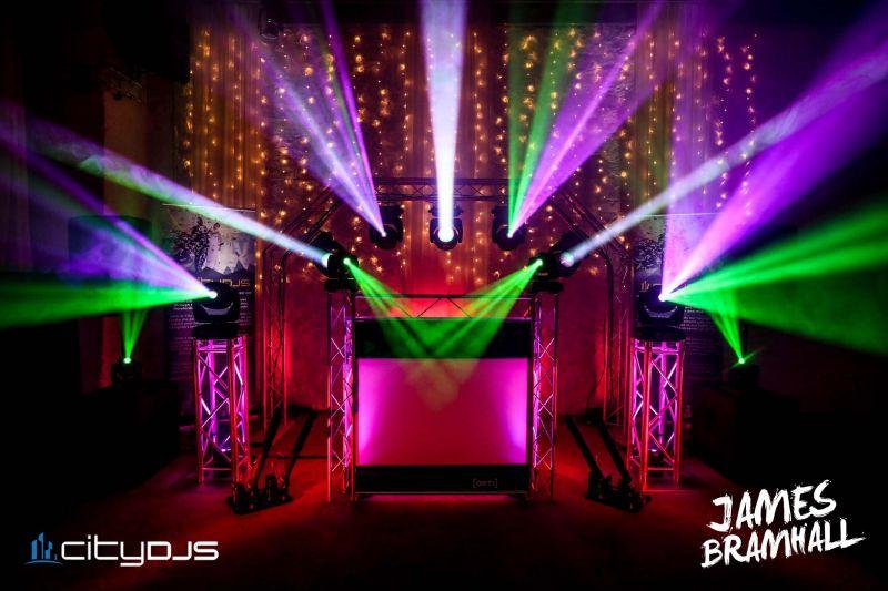 Wedding DJ Cardiff Swansea City DJs Weddings Disco d1