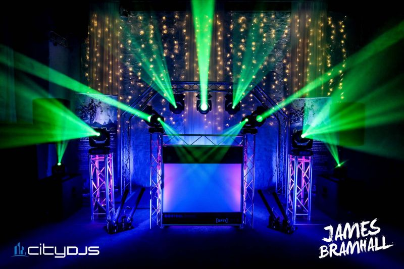 Wedding DJ Cardiff Swansea City DJs Weddings Disco d3